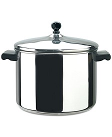Classic Series Stainless Steel 8-Qt. Saucepot & Lid