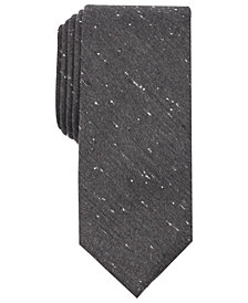 Bar III Men's Lantana Textured Tie, Created for Macy's