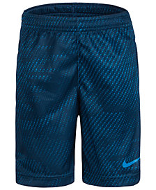 Nike Toddler Boys Printed Shorts