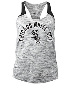 5th & Ocean Women's Chicago White Sox Space Dye Tank
