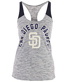 5th & Ocean Women's San Diego Padres Space Dye Tank