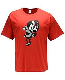 J America Men's Ohio State Buckeyes Identity Logo T-Shirt 3X