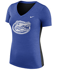 Nike Women's Florida Gators Dri-Fit Touch T-Shirt