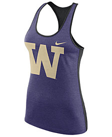 Nike Women's Washington Huskies Dri-Fit Touch Tank