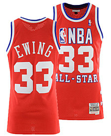 Mitchell & Ness Men's Patrick Ewing NBA All Star 1989 Swingman Jersey
