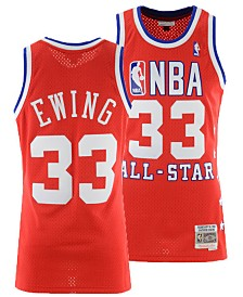 Mitchell & Ness Men's Patrick Ewing NBA All Star 1989 Swingman Jersey