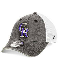 New Era Colorado Rockies Hooge Neo 39THIRTY Cap