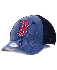 New Era Boys' Boston Red Sox Jr Hooge Neo 39THIRTY Cap