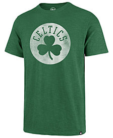'47 Brand Men's Boston Celtics Grit Scrum T-Shirt
