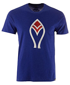 '47 Brand Men's Atlanta Braves Club Logo T-Shirt