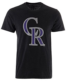 Men's Colorado Rockies Club Logo T-Shirt
