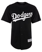 41eed9ab343 Majestic Men s Los Angeles Dodgers Blank Replica Cool Base Jersey