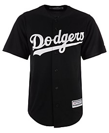 Majestic Men's Los Angeles Dodgers Blank Replica Cool Base Jersey