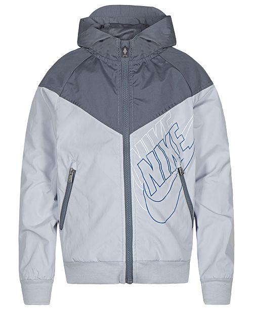 nike sportswear windrunner graphic