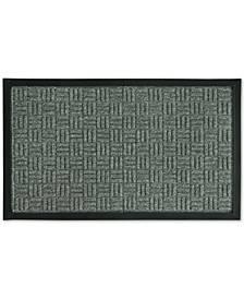 "Textured Basketweave 18"" x 30"" Doormat"