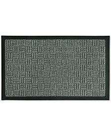 "Bacova Textured Basketweave 18"" x 30"" Doormat"