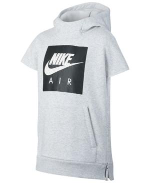 Nike Big Boys AirPrint Fleece Hoodie