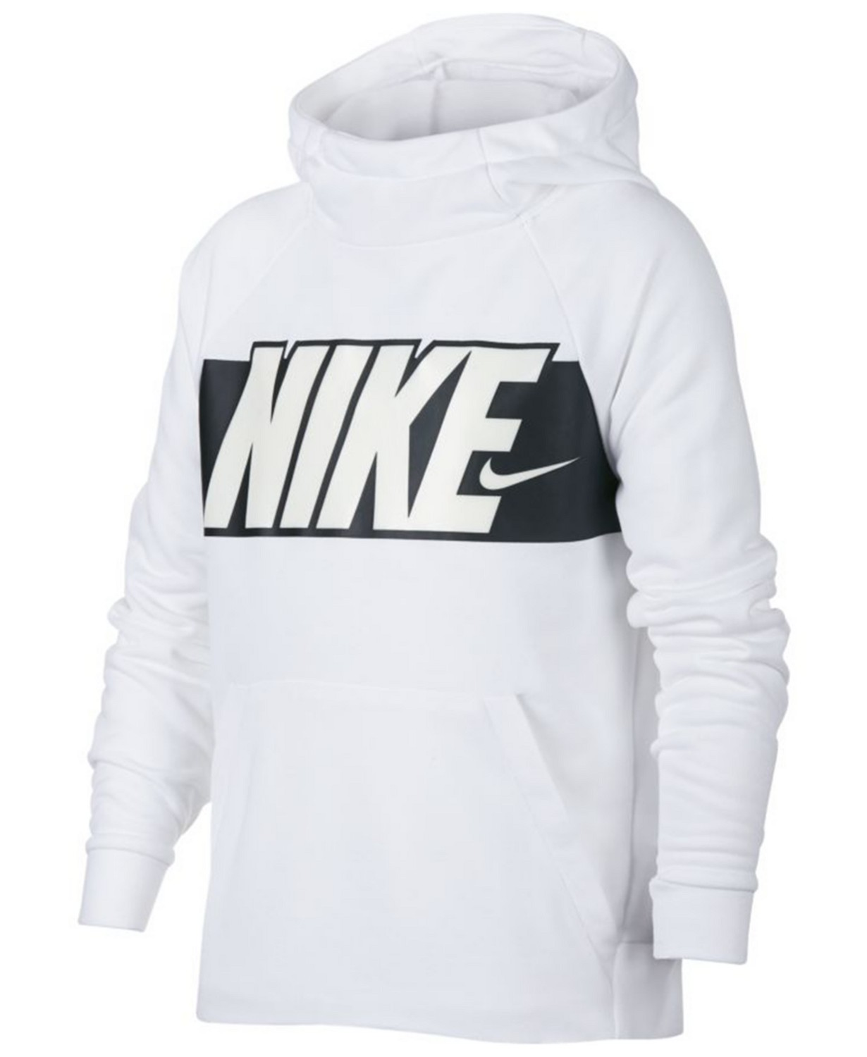 Save 60% on Nike Big Boys Logo-Print Hoodie