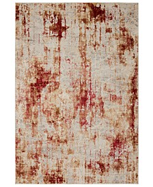 CLOSEOUT! Alloy Area Rug Rust Collection