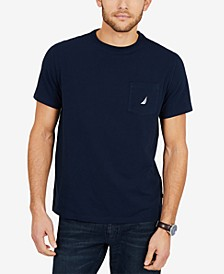 Men's Solid Stretch Anchor T-Shirt
