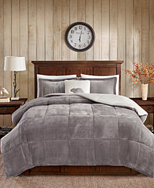 Woolrich Alton 4-Pc. Full/Queen Comforter Set