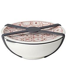 Villeroy & Boch Modern Dining  Rose Medium Dish with Lid
