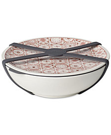 Villeroy & Boch Modern Dining Rose Large Dish with Lid