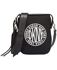 DKNY Tilly Circa Logo Crossbody, Created for Macy's