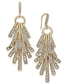 INC Stick Shaky Chandelier Earrings, Created for Macy's