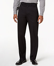 MagnaClick Men's Classic Fit Chino Pants