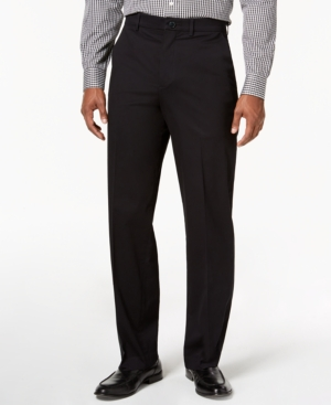 MagnaClick Men's Classic Fit Chino Pants with Magnetic Closure