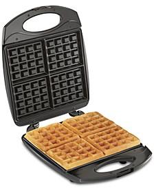 Family Belgian-Style Waffle Maker