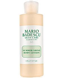 Mario Badescu Summer Shine Body Lotion, 6-oz.