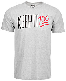 Keep It 100 Men's T-Shirt by Univibe