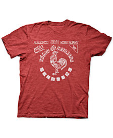 Sriracha Men's T-Shirt by Ripple Junction