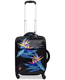 "Lipault Special Edition 20"" Softside Carry-On Spinner Suitcase"