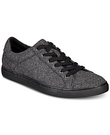 Bar III Men's Kalen Wool Sneakers, Created for Macy's
