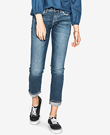 Silver Jeans Co. Suki Slim Ankle Jeans