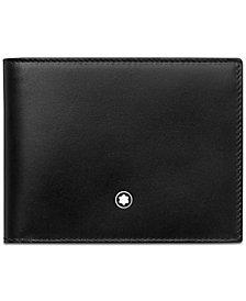 Montblanc Men's Meisterstück Leather Wallet