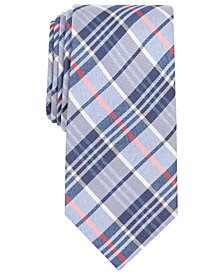 Nautica Men's Gretel Plaid Silk Tie