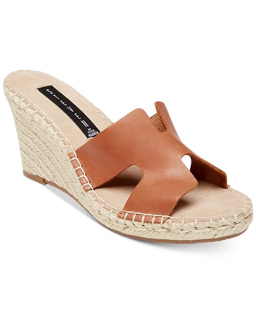 3aa7e64f3fa STEVEN by Steve Madden Eryk Espadrille Wedge Sandals   Reviews ...