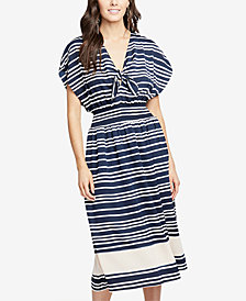 RACHEL Rachel Roy Striped Dress, Created for Macy's