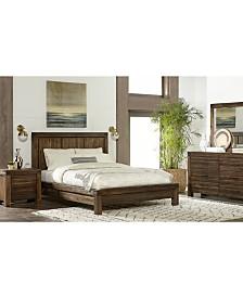 Avondale Queen 3-Pc. Platform Bedroom Set (Bed, Nightstand & Dresser)