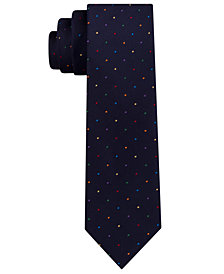 Kenneth Cole Reaction Men's Pride Dot Skinny Tie