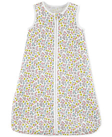 Carter's Baby Girls Floral-Print Cotton Sleep Bag