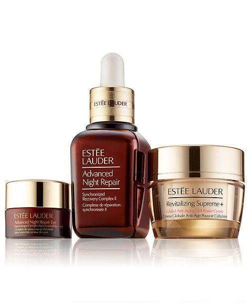 Estee Lauder 3-Pc. Repair + Renew For Firmer, Radiant-Looking Skin Set