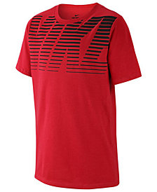 Nike Logo-Print T-Shirt, Big Boys