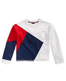 Tommy Hilfiger Big Girls Colorblocked Sweatshirt