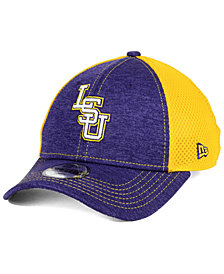 New Era Boys' LSU Tigers Youth Shadow Turn 9FORTY Cap