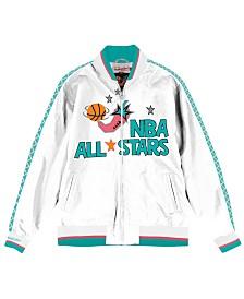 Mitchell & Ness Men's NBA All Star 1996 Warm Up Jacket